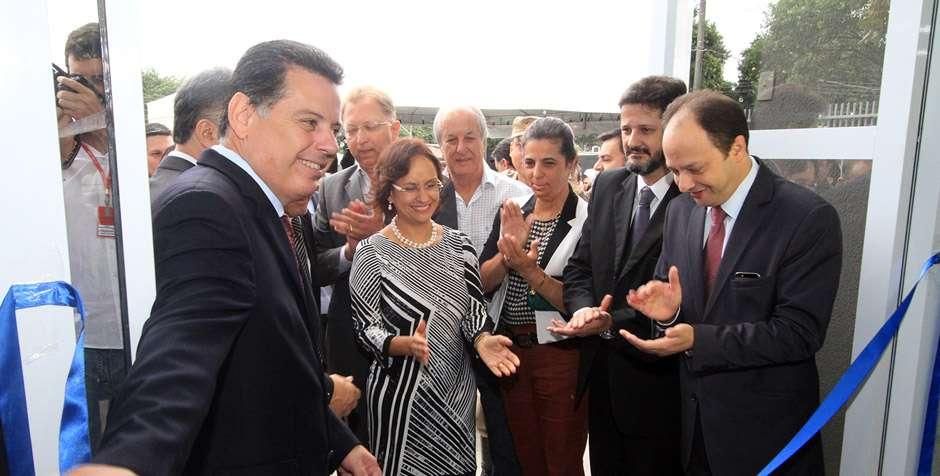 Inaugurada a Central de Flagrantes em Goiânia, no Setor Cidade Jardim