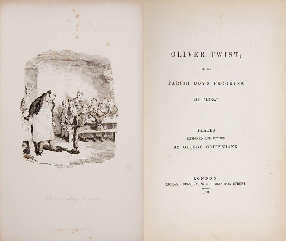 Clássico Oliver Twist vai ganhar nova versão com protagonista mulher