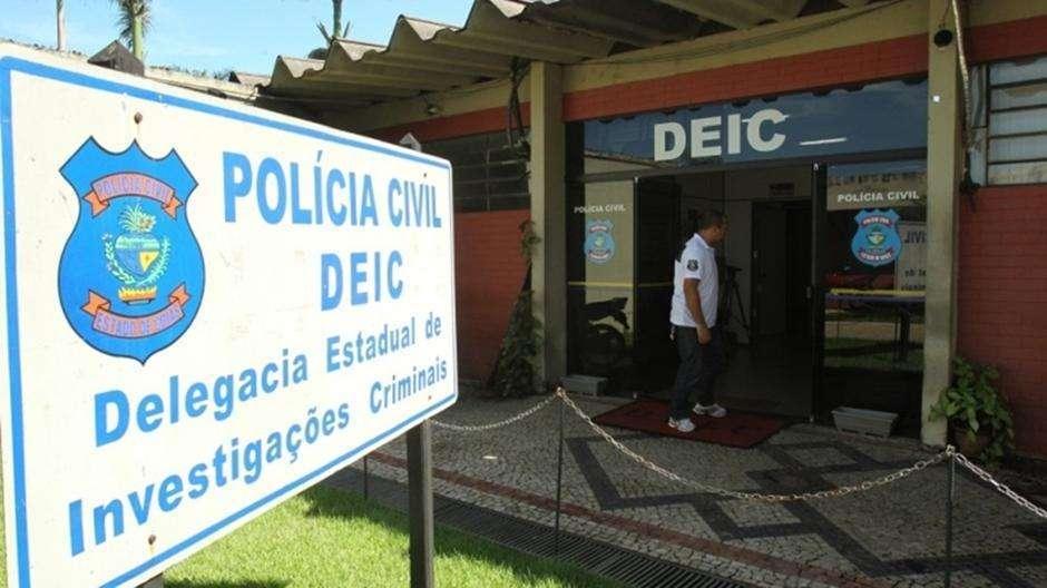EXCLUSIVO: Preso desaparece de cela da Deic, em Goiânia