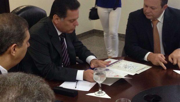 Vice-governador do Maranhão conhece projetos do Governo de Goiás