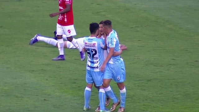 Londrina bate Vila Nova fora de casa e segue na briga por lugar no G4 da Série B