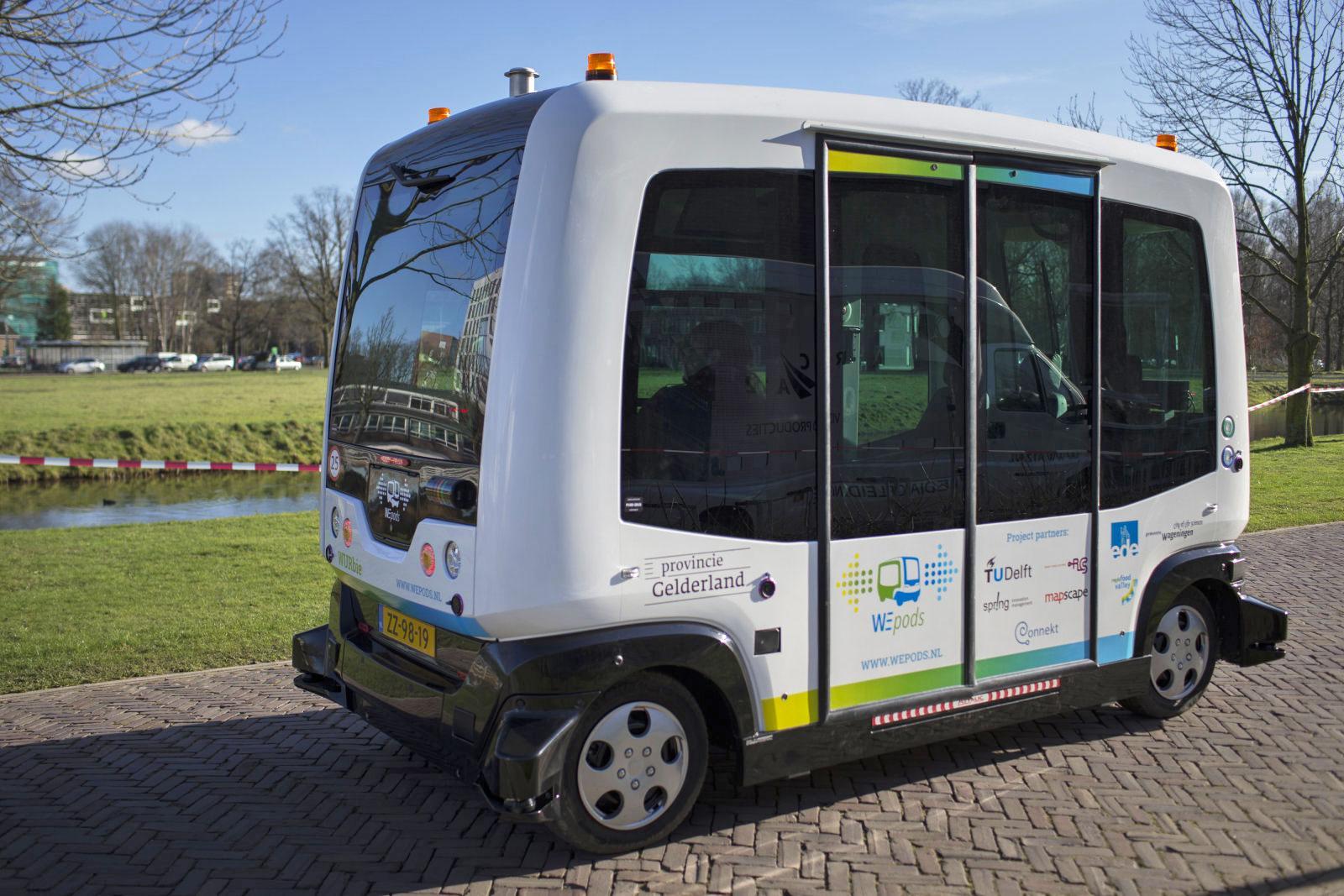 Finlândia vai começar a testar ônibus autônomos