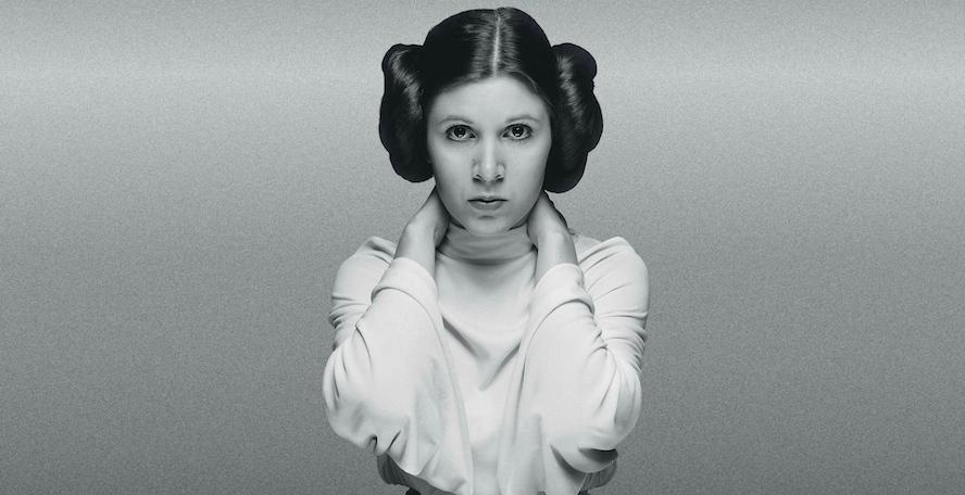 Lucasfilm não tem planos de digitalizar Carrie Fisher