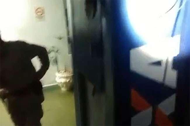 Quadrilha arromba caixa eletrônico dentro da Secretaria de Cidadania e Trabalho