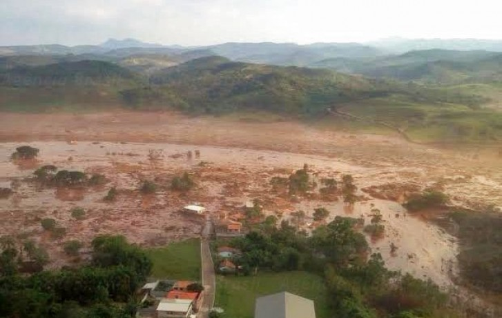 50% das barragens têm potencial de dano igual ou maior a Mariana corrige MPF