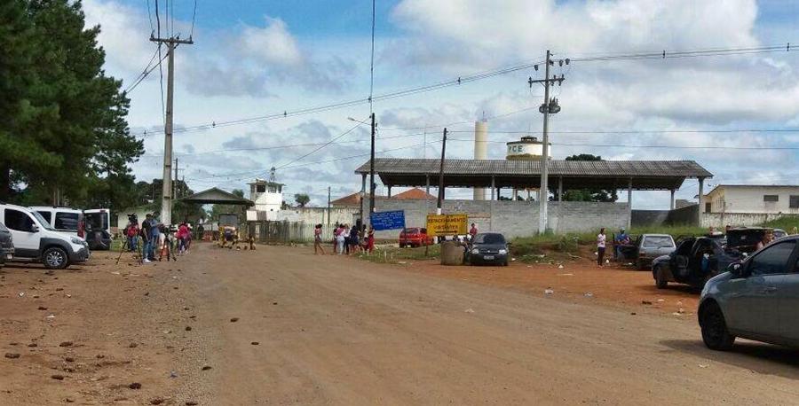 Ao menos 23 presos fogem de presídio no Paraná; 2 teriam sido mortos