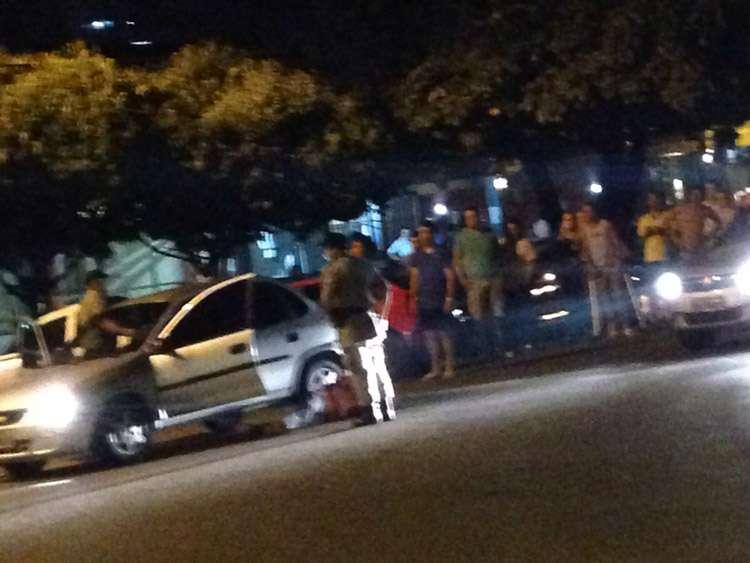 Dois são presos após perseguição policial no Setor Coimbra
