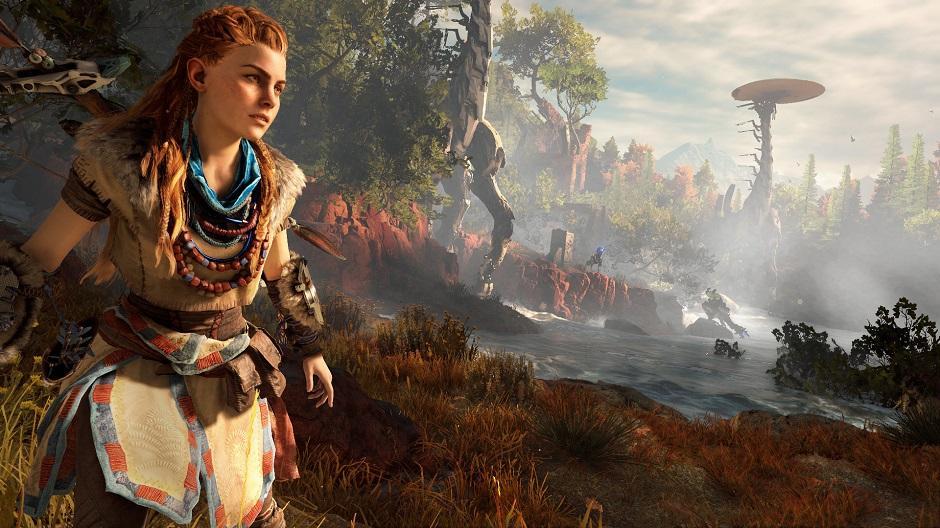 Sony: Horizon Zero Dawn conquista a imprensa