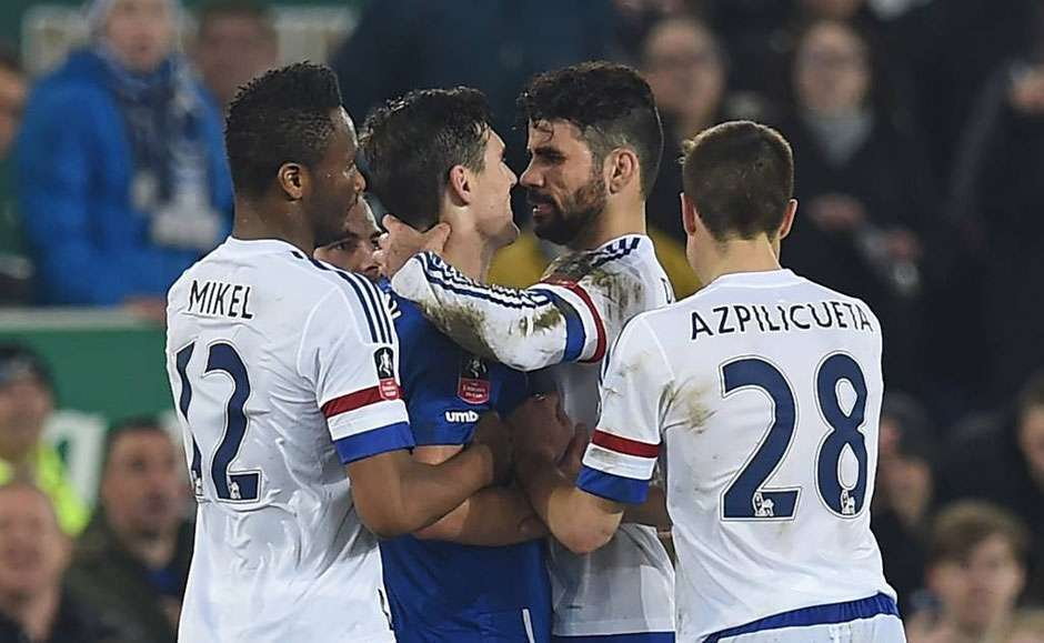 Chelsea é eliminado pelo Everton na Copa da Inglaterra
