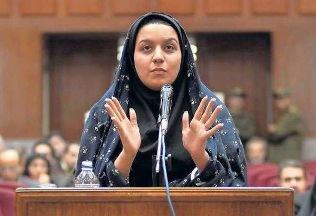 Mulher de 26 anos é enforcada no Irã por matar estuprador