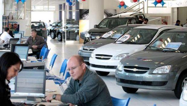 Alíquota de IPI de carros deve subir a partir desta 5ª