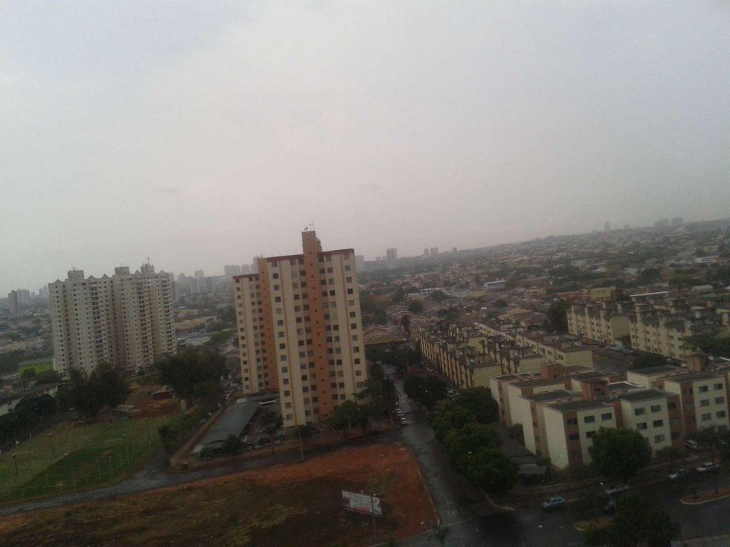 Meteorologia prevê pancadas de chuva para Goiânia nesta quinta-feira