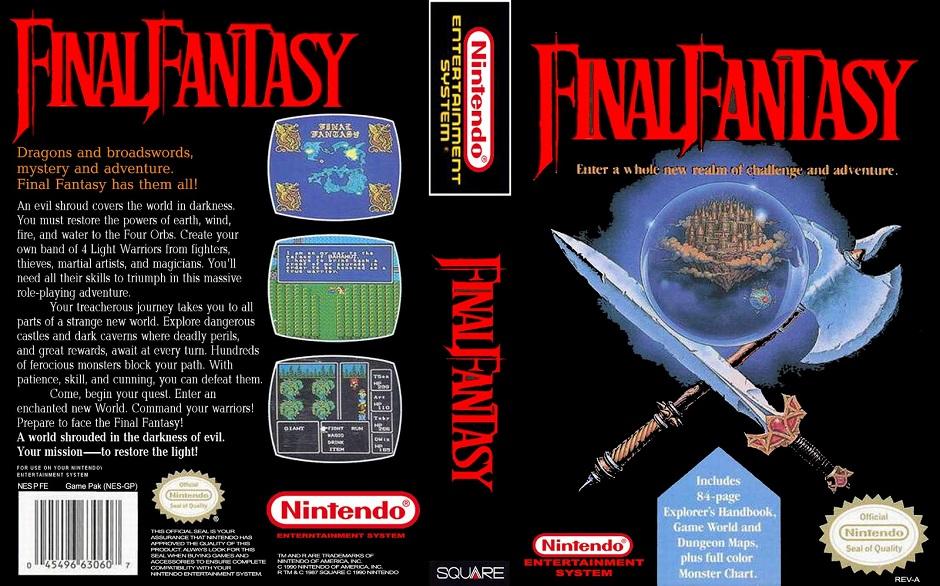 Final Fantasy para leigos