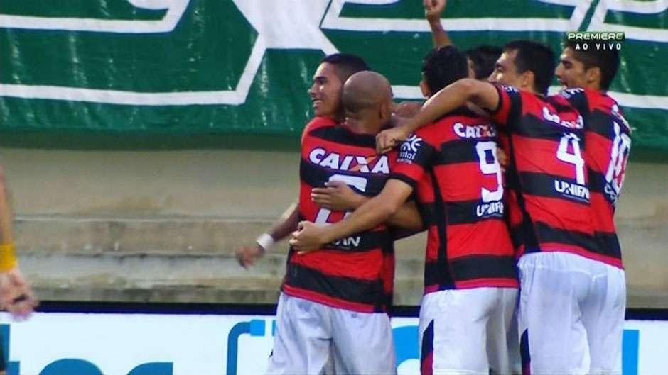 Atlético-GO bate o Goiás no Serra Dourada
