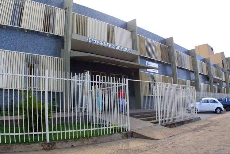 Hemocentro agenda coletas em Goiânia e no interior