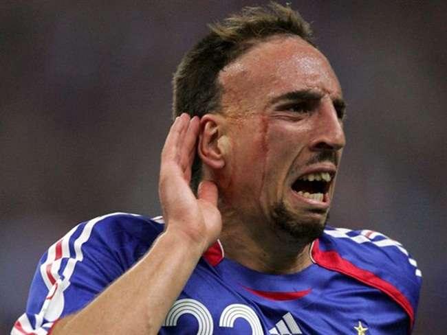 Ribéry anuncia sua aposentadoria da seleção francesa