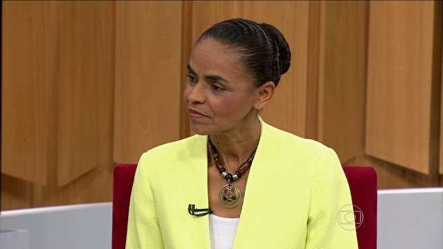 Marina: nossa proposta (para meta de inflação) é 4,5%