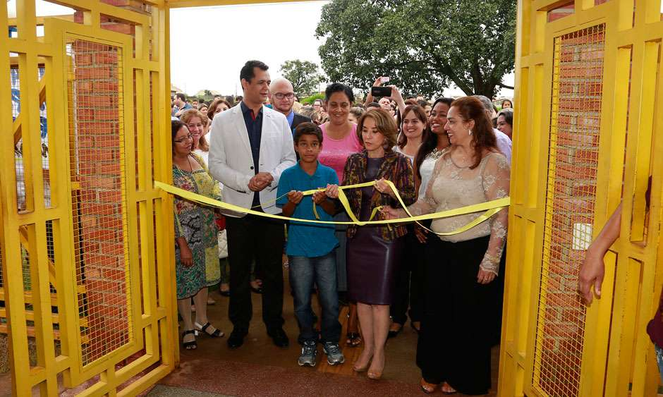 Governo de Goiás inaugura mais uma escola padrão século XXI