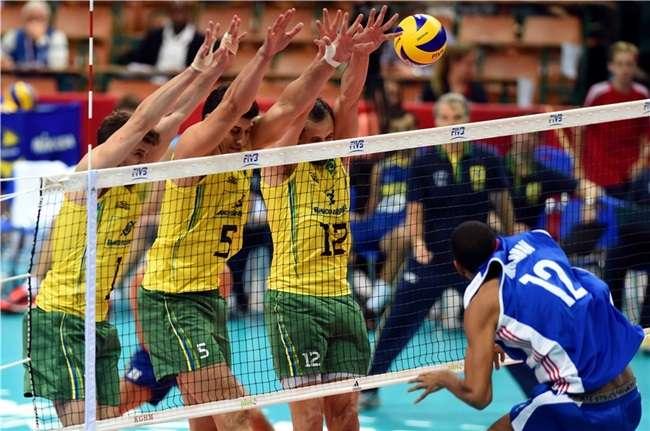 Brasil vence Cuba e inicia 2ª fase do Mundial de Vôlei na liderança