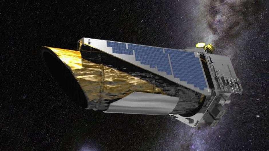 Kepler encontra 1.284 novos planetas