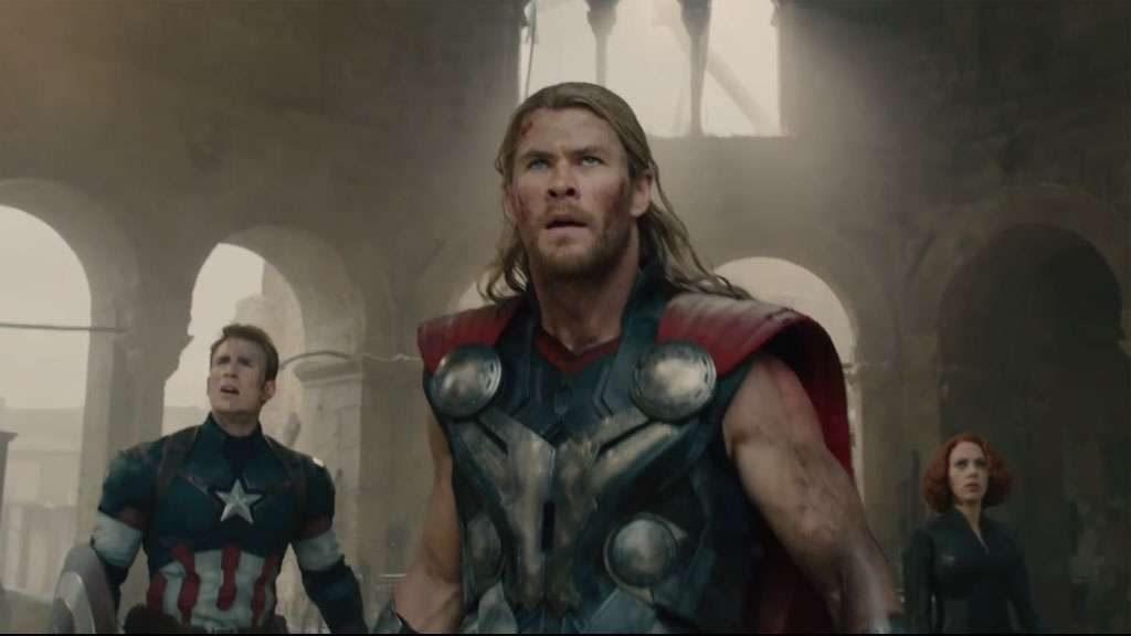 """Divulgado primeiro trailer do filme """"Os Vingadores 2"""""""