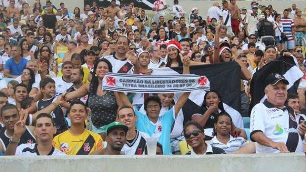 Vasco garante acesso com empate e rebaixa o Icasa