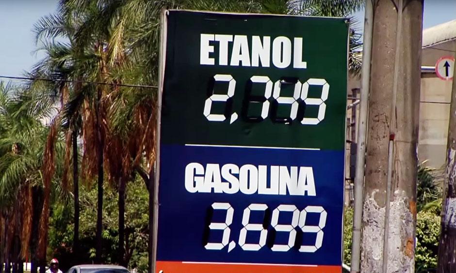 Combustíveis: Preços continuam altos