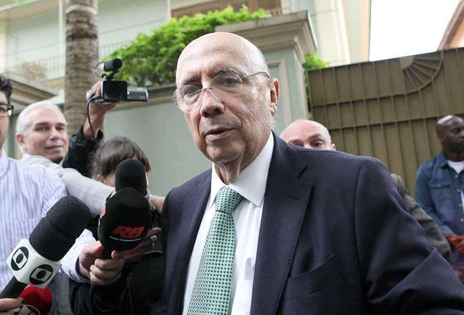 Após reunião com Temer, Meirelles defende redução da dívida pública