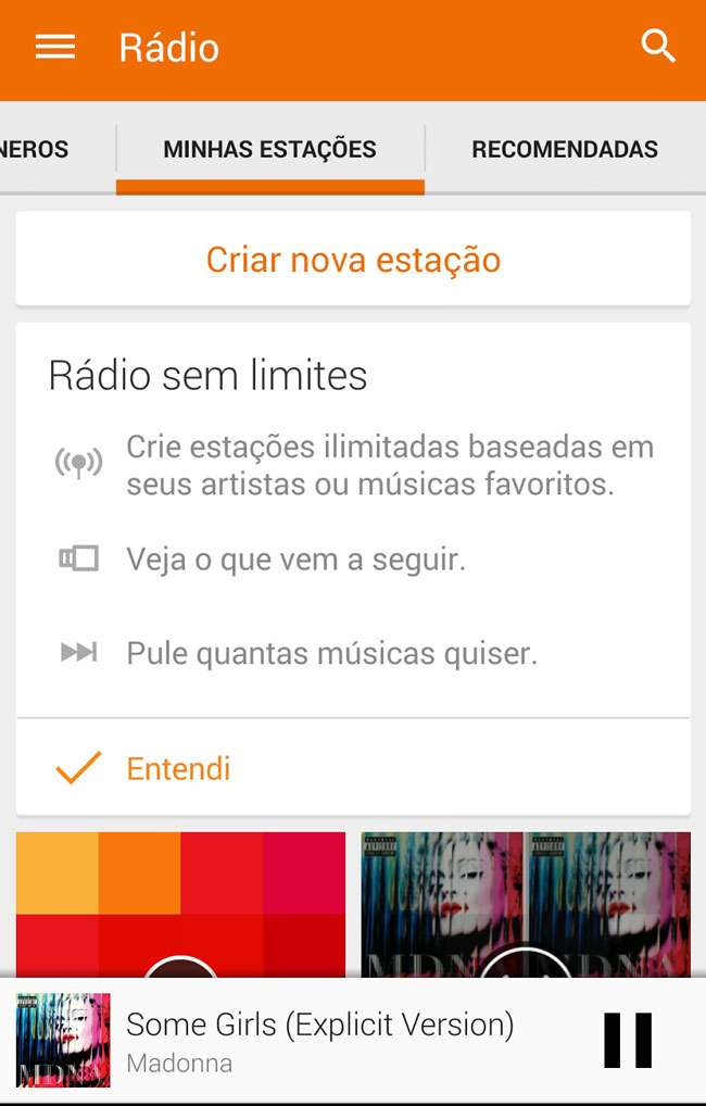 Google Play Música agora é para todos os brasileiros