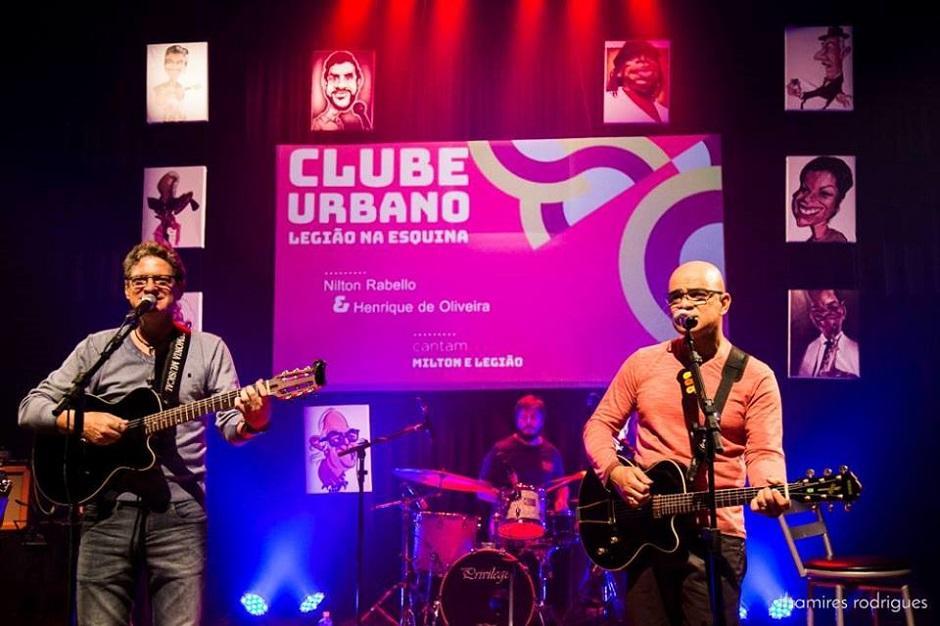 Teatro Sesc Centro recebe espetáculo Clube Urbano Legião na Esquina
