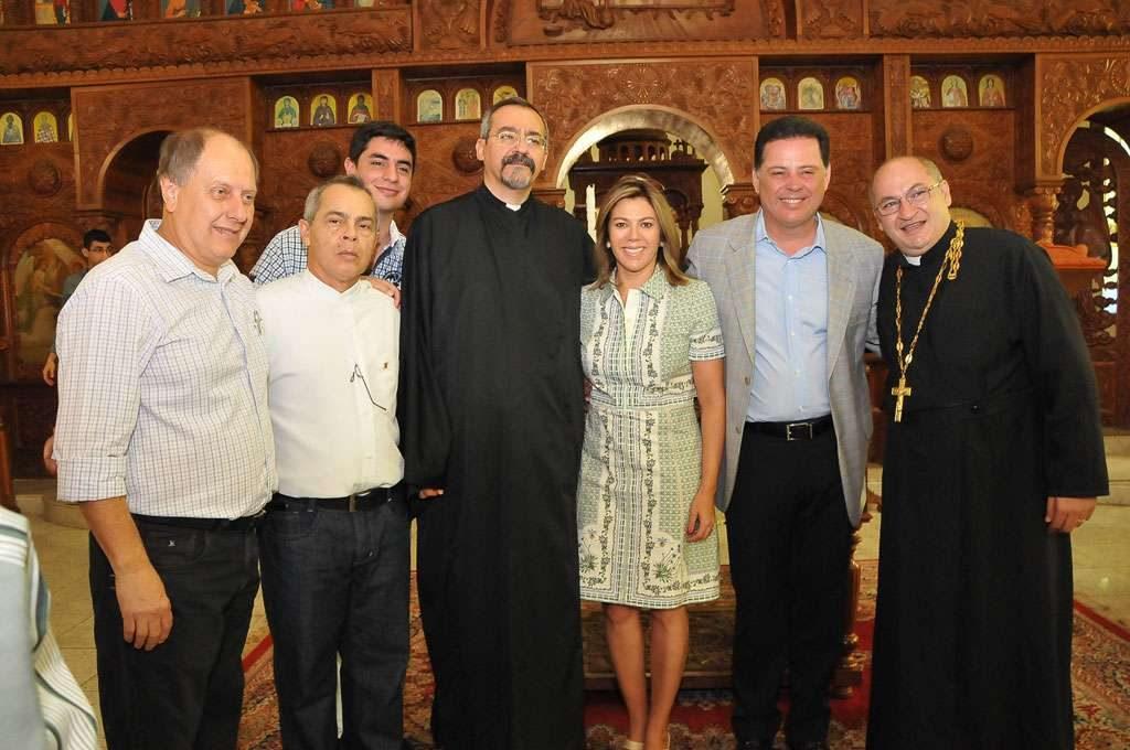 Comunidade árabe de Anápolis declara apoio a Marconi