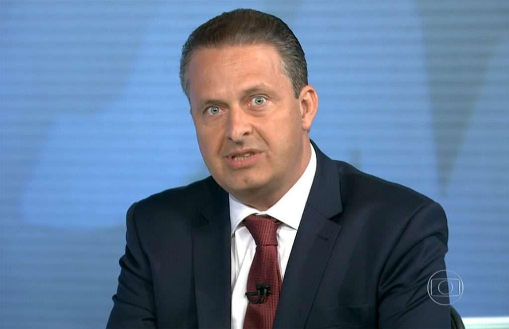 Candidato Eduardo Campos estava em avião que caiu em Santos