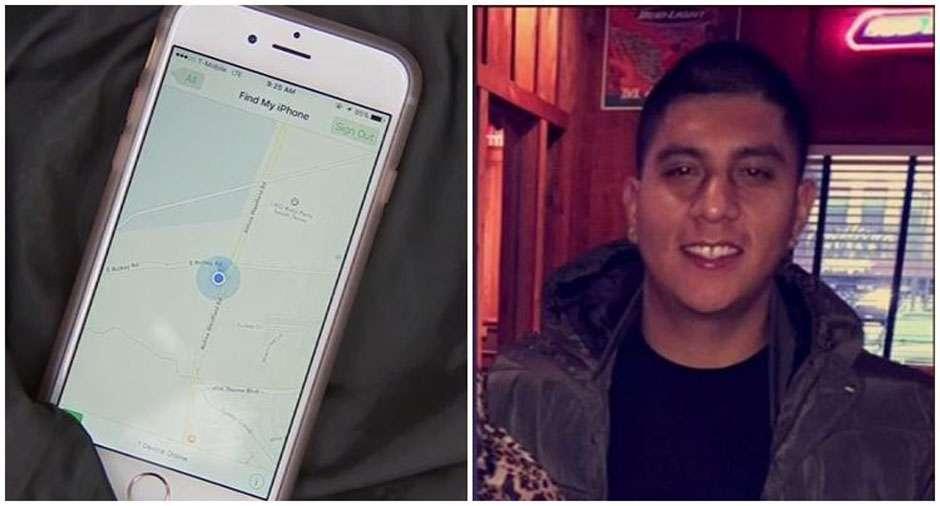 Mulher utiliza aplicativo para rastrear o marido e o encontra morto