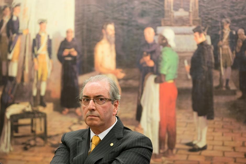 Cunha chama Temer e Lula como testemunhas de defesa