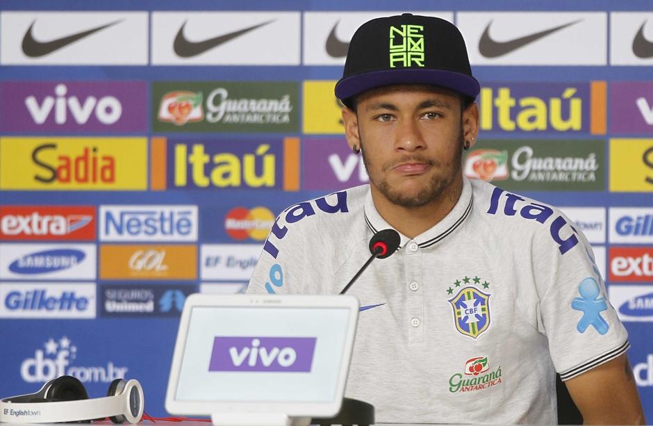 MP espanhol pede 2 anos de prisão para Neymar por corrupção