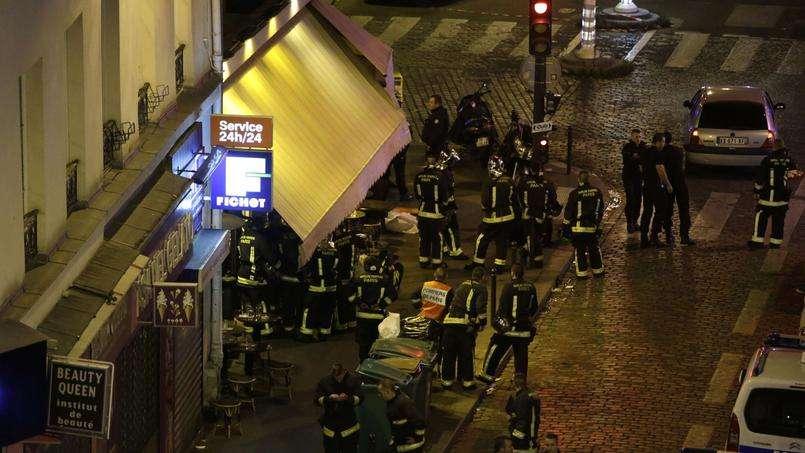Série de atentados trazem terror a Paris