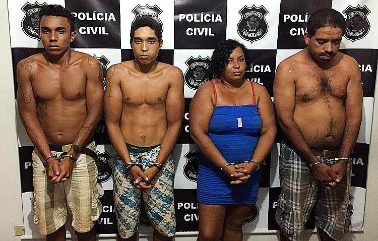 Polícia prende suspeitos de homicídio brutal em Cachoeira Dourada