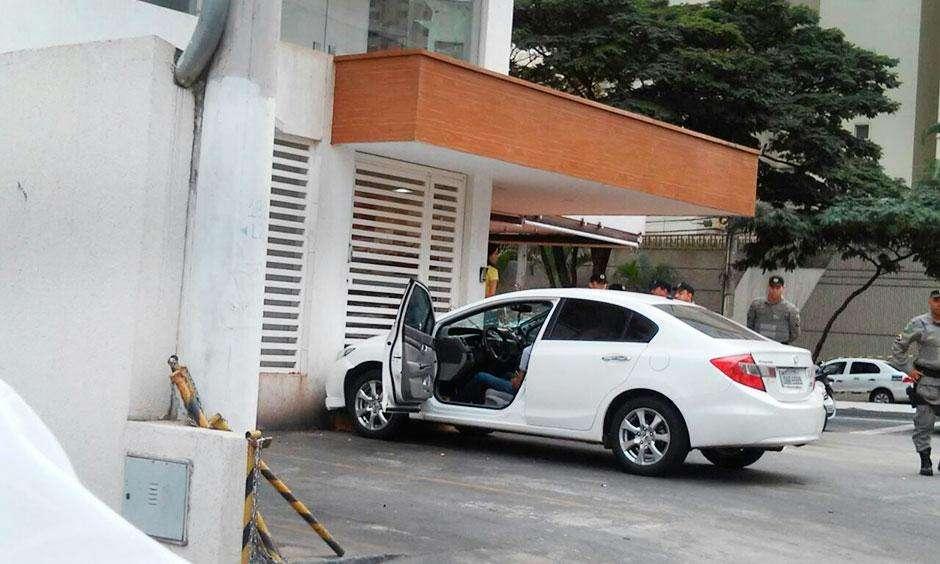 Bandido morre e outro fica ferido após tentativa de assalto na porta de panificadora no Setor Bueno