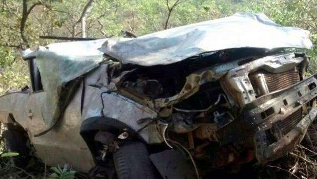 Ex-vereador de Jaraguá morre após carro cair de rampa de parapente