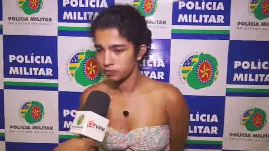 Vídeo: Mulher fala como matou estudante no Setor Marista; assista