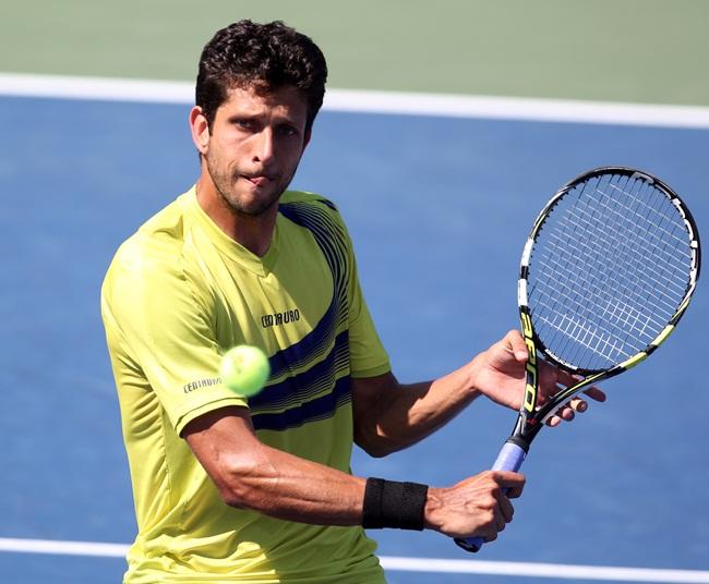 Melo também perde de espanhóis e cai no US Open