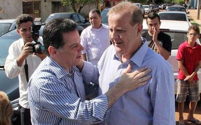 Paulo Garcia volta a elogiar governo de Marconi