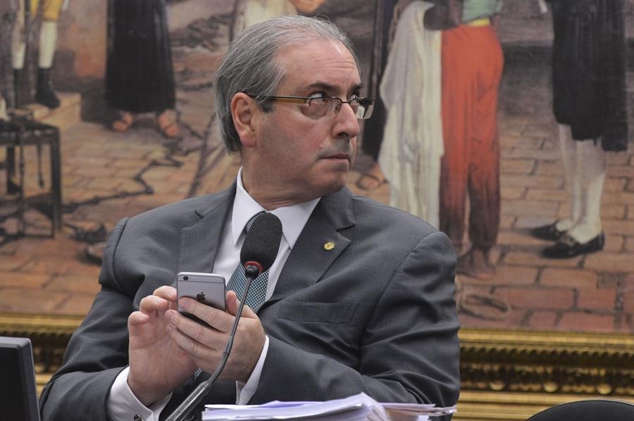 Votação de cassação de Cunha é marcada para a próxima segunda-feira
