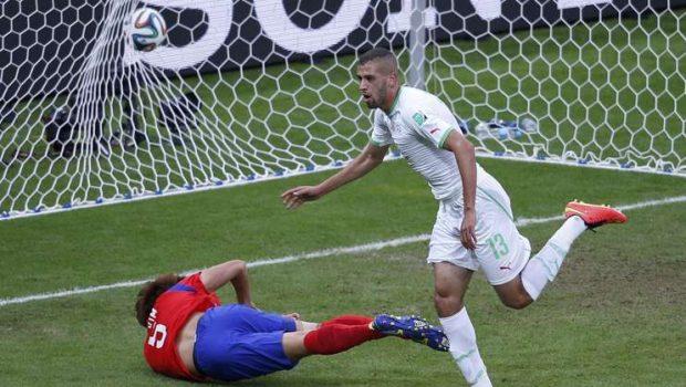 Argélia quebra tabu de 32 anos e bate a Coreia do Sul por 4 a 2