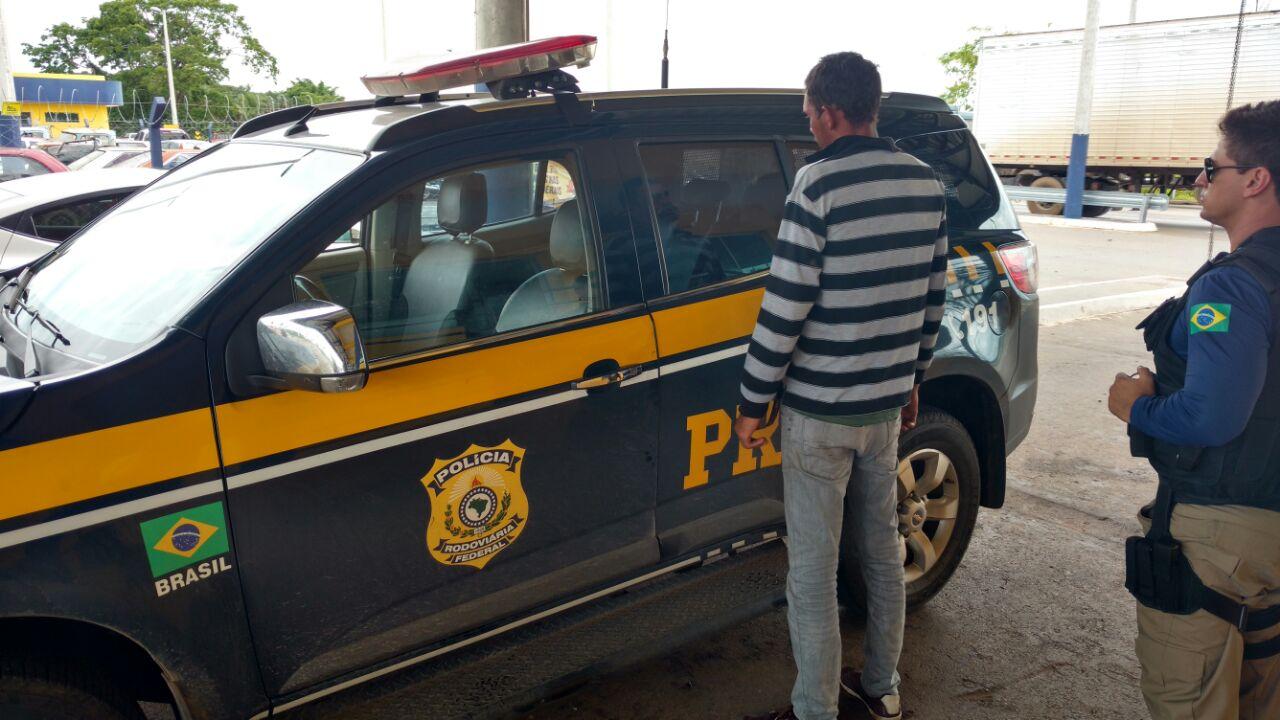 PRF flagra motociclista com alto teor de embriaguez, próximo a Morrinhos