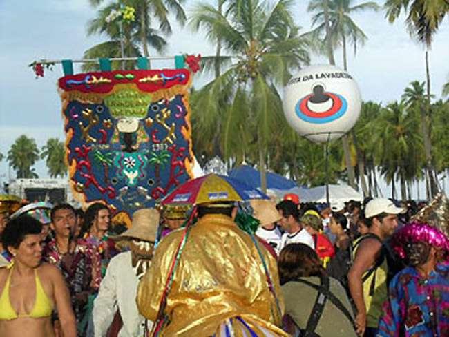 """Alto Paraíso recebe o tradicional evento pernambucano """"Festa da Lavadeira"""""""