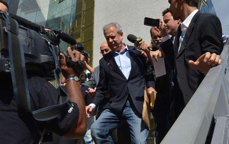 Delator da Lava Jato diz em audiência que entregou R$ 4 milhões para Dirceu