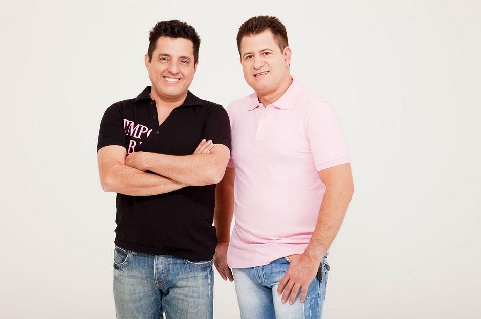 Bruno e Marrone fazem show exclusivo nesta terça-feira
