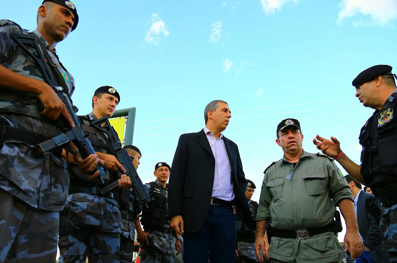 Índices de criminalidade em Goiás têm nova queda no mês de agosto