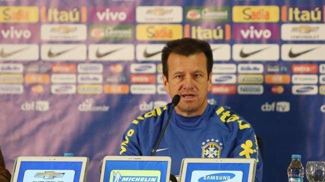 Dunga deixa Thiago Silva no banco antes de amistoso